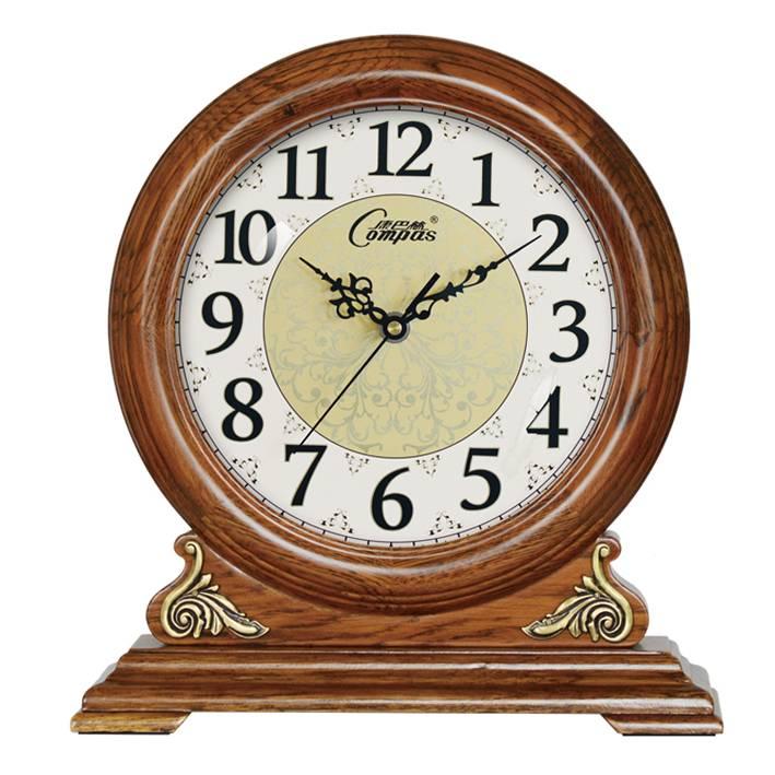 康巴絲電波座鐘